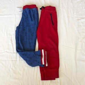 Hanna Andersson jogger style Sweatpants (set of 2)
